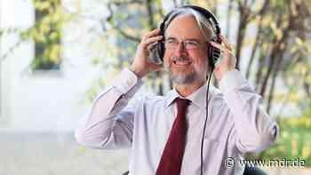 Science Fiction aus Ilmenau: MP3-Erfinder Karlheinz Brandenburg wird 66 - MDR