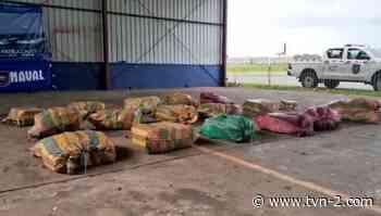 Incautan más de 400 paquetes de droga en Río Hato - TVN Panamá