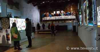 Il Museo della vetrata di Sansepolcro riapre le porte ai visitatori - Tevere TV