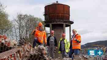 Es geht doch: Wasserturm in Bestwig darf abgerissen werden - Westfalenpost