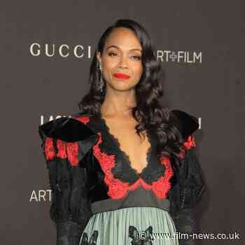 Zoe Saldana and Benedict Cumberbatch to read children's stories for charity podcast - Film News
