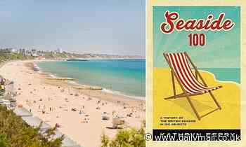 Charming new book celebrates the history of traditional seaside trips in Britain