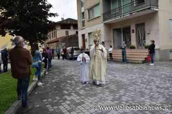 Bagolino - Anche Alpini e Artiglieri di Ponte Caffaro per la sicurezza in chiesa - Valle Sabbia News