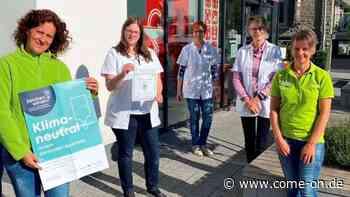 Gertruden-Apotheke ist jetzt klimaneutral - Meinerzhagener Zeitung