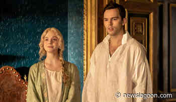 'The Great' Emmy interviews: Elle Fanning, Nicholas Hoult, showrunner Tony McNamara and more [WATCH] - News Lagoon