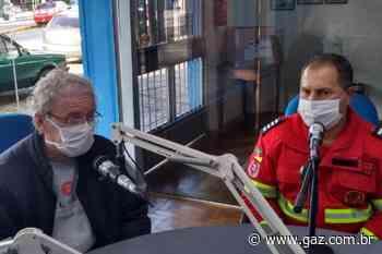Bombeiros Voluntários de Sobradinho completam 20 anos de atividades - GAZ - Notícias de Santa Cruz do Sul e Região - GAZ
