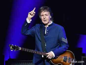 FLASHBACK: Paul McCartney on 'Carpool Karaoke' - WROR