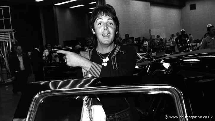 Paul McCartney's car collection is a tour de force - British GQ