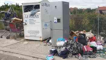Les dépôts sauvages s'accumulent à Romilly-sur-Seine - L'Est Eclair