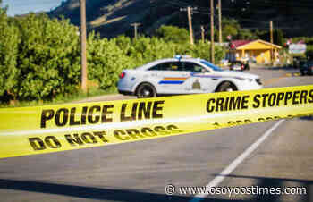 One man injured in second Oliver shooting this week - Osoyoos Times - Osoyoos Times