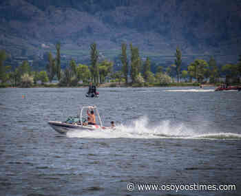 No collision between boat and jet ski on Osoyoos Lake, RCMP say - Osoyoos Times - Osoyoos Times