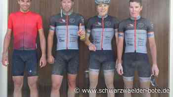 Mountainbike: Bike Marathon - aber dreimal hintereinander - Schwarzwälder Bote