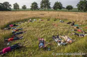 Veel interesse in yoga deze zomer (Staden) - Het Nieuwsblad