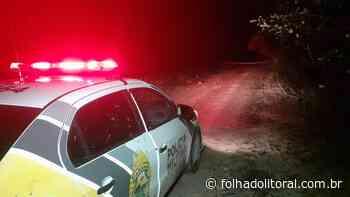 Achado macabro em Guaratuba: Corpo encontrado no bairro Castel Novo estava com dedos cortados - Folha do Litoral News