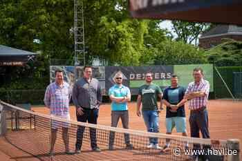 Tenniscentrum Alken hoopt op topaffiche voor vijfsterrentorn... - Het Belang van Limburg