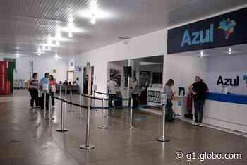 Empresa aérea retoma voos entre Cuiabá e Alta Floresta a partir de julho - G1