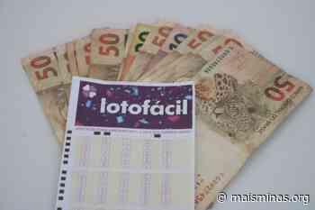 Aposta de Itabirito é premiada e fatura R$ 430 mil na Lotofácil - Mais Minas