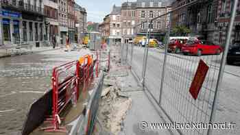 Avesnes-sur-Helpe : attention dès lundi il ne sera plus possible de traverser la place en auto - La Voix du Nord