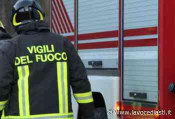 Canelli, intervento dei vigili del fuoco per soccorrere un bimbo rimasto chiuso in un appartamento al quinto piano - LaVoceDiAsti.it