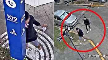 Villa Martelli: manoseó a una chica en la calle, lo siguieron con las cámaras y terminó preso - TN - Todo Noticias