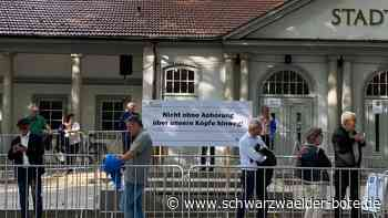Haslach i. K.: Planer haben einen Freifahrtschein bekommen - Schwarzwälder Bote
