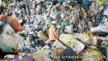 Haslach i. K.: SWR-Reportage widmet sich dem Plastikmüll - Schwarzwälder Bote