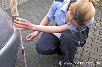 POL-ME: Verkehrsunfallfluchten aus dem Kreisgebiet - Haan - 2006102 - Presseportal.de