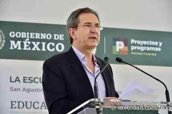 «La Escuela es Nuestra» una de las primeras piedras de la democracia participativa: SEP - La Verdad de Tamaulipas