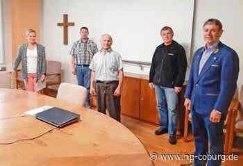 Steinwiesen: Verschwiegen und sozial engagiert - Neue Presse Coburg