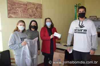 Notícias | Notícias: itatiba-do-sul-municipio-recebe-doacao-de-epis - Jornal Bom Dia
