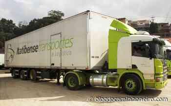 Itatibense Transportes e Logística contrata motoristas truck em Itatiba-SP - Blog do Caminhoneiro