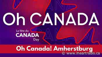 Amherstburg's Canada Day Celebrations Going Virtual - AM800 (iHeartRadio)