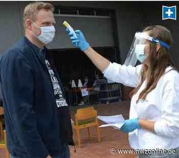 Aderlass In Molbergen: Corona verändert Blutspenden - Nordwest-Zeitung