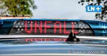 Eutin: Vollsperrung der A1 nach Auffahrunfall - Lübecker Nachrichten