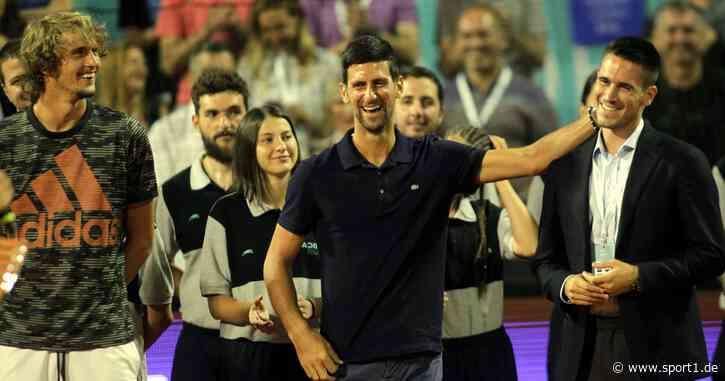 ATP: Novak Djokovic mit Sinneswandel vor US Open - Serbe denkt an Teilnahme - SPORT1