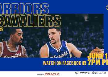 Warriors Archive: Dubs Hold Off Cavaliers on Christmas Day