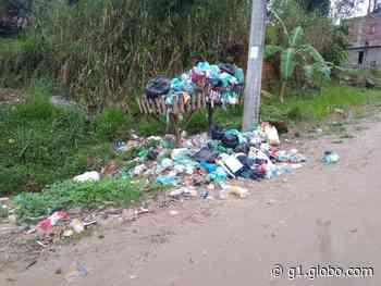 Prefeitura de Guapimirim, RJ, alega 'queda em arrecadação' e deixa de pagar empresa de limpeza - G1