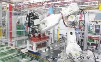 Smart manufacturing e controllo dei consumi alla ABB di Dalmine - Industry4Business