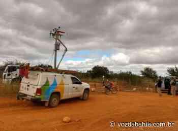 Campo Formoso: Ação desmonta 'gato' que furtava energia para 4 fazendas e pousada - Voz da Bahia