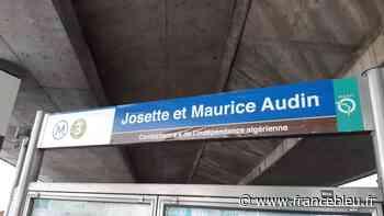 À Bagnolet, des militants rebaptisent la station de métro Gallieni - France Bleu
