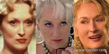 All of Meryl Streep's movies, ranked - Insider - INSIDER