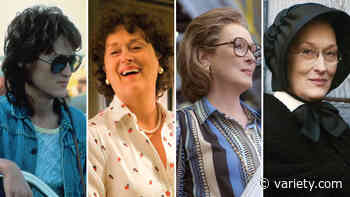 Meryl Streep Collaborator Ann Roth on How Costumes Helped Inform 'Silkwood,' 'Julie & Julia,' 'Doubt' and 'The Post' Roles - Variety