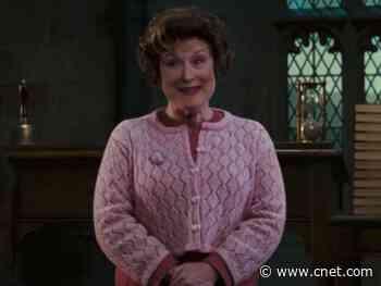 Harry Potter deepfake inserts Meryl Streep as Dolores Umbridge - CNET