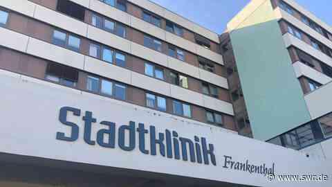 Stadtklinik Frankenthal Kaufmännischer Direktor freigestellt erneut Ärger um Führungsspitze | Ludwigshafen | SWR Aktuell Rheinland-Pfalz | SWR Aktuell - SWR