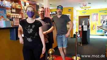 Corona: Zwei Gäste in der ersten Kinovorstellung in Erkner - Märkische Onlinezeitung