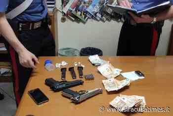 Priolo Gargallo, trovato in possesso di droga e due pistole: arrestato - siracusatimes.it