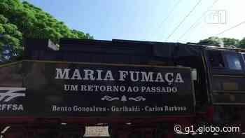 Garibaldi: na capital brasileira do espumante, embarque na Maria Fumaça e brinde nas vinícolas - G1