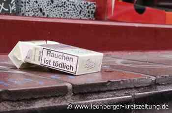 Polizeibericht aus Rutesheim: Zigarettenautomat aufgebrochen - Rutesheim - Leonberger Kreiszeitung
