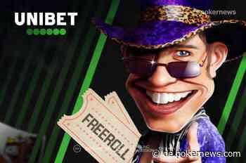 Einladung zu einem speziellen Unibet Poker Freeroll