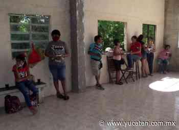 """Cantan """"Las mañanitas"""" a San Antonio en Tixkokob - El Diario de Yucatán"""
